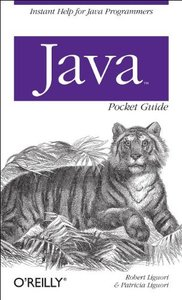 Java Pocket Guide (Paperback)-cover