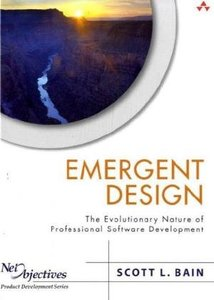 Emergent Design: The Evolutionary Nature of Professional Software Development (Hardcover)-cover