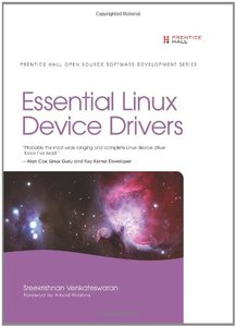 Essential Linux Device Drivers (Hardcover)-cover