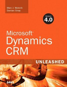 Microsoft Dynamics CRM 4.0 Unleashed-cover
