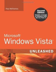 Microsoft Windows Vista Unleashed, 2/e-cover