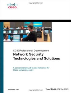 Network Security Technologies and Solutions (CCIE Professional Development Series)-cover