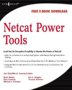 Netcat Power Tools (Paperback)-cover