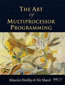 The Art of Multiprocessor Programming (Paperback)-cover
