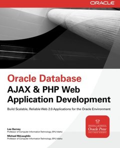 Oracle Database AJAX & PHP Web Application Development-cover