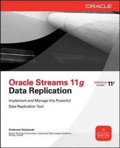 Oracle Streams 11g Data Replication (Paperback)-cover