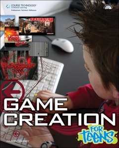 Game Creation For Teens-cover