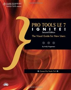Pro Tools LE 7 Ignite! (Paperback)-cover