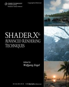 Shader X6: Advanced Rendering (Hardcover)-cover