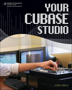 Your Cubase Studio (Paperback)-cover