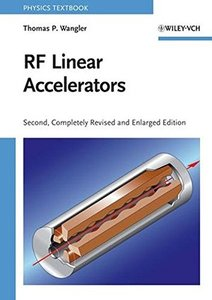 RF Linear Accelerators (Paperback)-cover