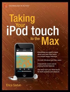 Taking Your iPod Touch to the Max (Paperback)-cover