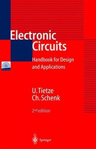 Electronic Circuits: Handbook for Design and Application, 2/e (Hardcover)-cover