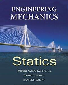 Engineering Mechanics: Statics - Computational Edition-cover