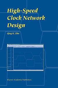 High-Speed Clock Network Design-cover