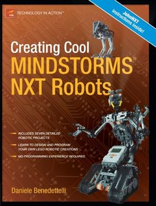 Creating Cool MINDSTORMS NXT Robots-cover