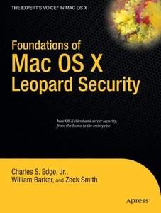 Foundations of Mac OS X Leopard Security-cover