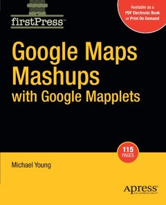 Google Maps Mashups with Google Mapplets-cover