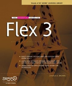 The Essential Guide to Flex 3 (Paperback)-cover