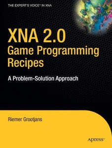 XNA 2.0 Game Programming Recipes: A Problem-Solution Approach (Paperback)-cover