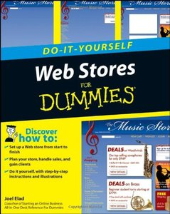 Do-It-Yourself Web Stores For Dummies-cover