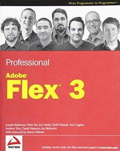 Professional Adobe Flex 3 (Paperback)
