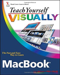 Teach Yourself VISUALLY MacBook-cover