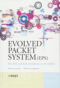 Evolved Packet System (EPS): The LTE and SAE Evolution of 3G UMTS (Hardcover)-cover