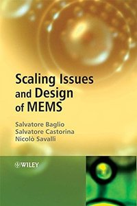 Scaling Issues and Design of MEMS (Hardcover)-cover