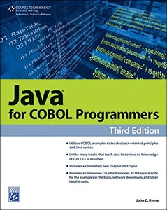Java for COBOL Programmers, 3/e (Paperback)-cover