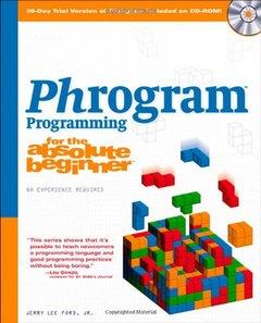 Phrogram Programming for the Absolute Beginner-cover