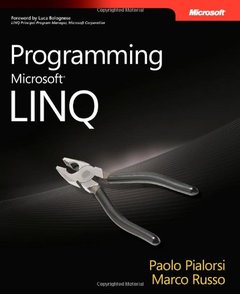 Programming Microsoft LINQ (Paperback)-cover