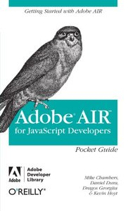 Adobe AIR for JavaScript Developers Pocket Guide-cover