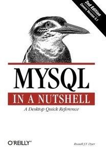 MySQL in a Nutshell, 2/e-cover