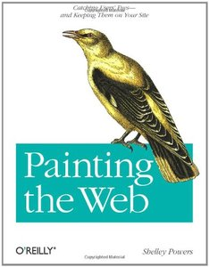 Painting the Web-cover