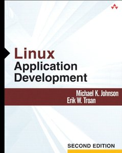 Linux Application Development, 2/e (Paperback)-cover