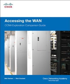 Accessing the WAN , CCNA Exploration Companion Guide (Hardcover)-cover