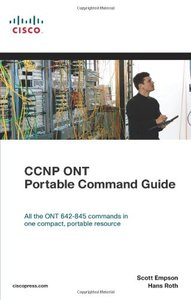 CCNP ONT Portable Command Guide-cover