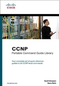 CCNP Portable Command Guide Library (Paperback)-cover