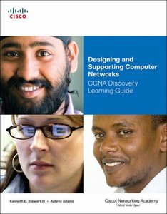 Designing and Supporting Computer Networks, CCNA Discovery Learning Guide-cover