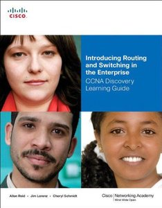 Introducing Routing and Switching in the Enterprise, CCNA Discovery Learning Guide-cover