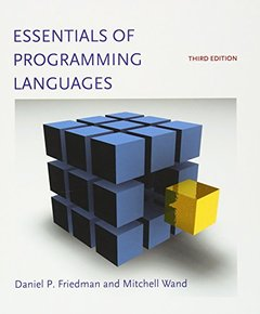 Essentials of Programming Languages, 3/e (Hardcover)-cover