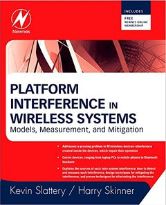 Platform Interference in Wireless Systems: Models, Measurement, and Mitigation-cover