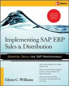 Implementing SAP ERP Sales & Distribution (Paperback)-cover