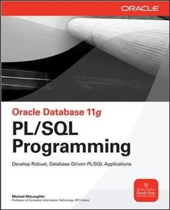 Oracle Database 11g PL/SQL Programming (Paperback)-cover
