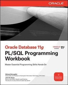 Oracle Database 11g PL/SQL Programming Workbook (Paperback)-cover