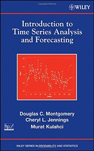 Introduction to Time Series Analysis and Forecasting (Hardcover)-cover