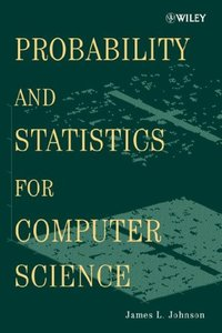 Probability and Statistics for Computer Science-cover