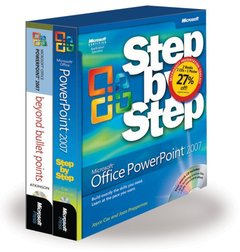 The Presentation Toolkit: Microsoft Office PowerPoint 2007 Step by Step and Beyond Bullet Points-cover