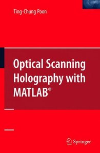 Optical Scanning Holography with MATLAB
